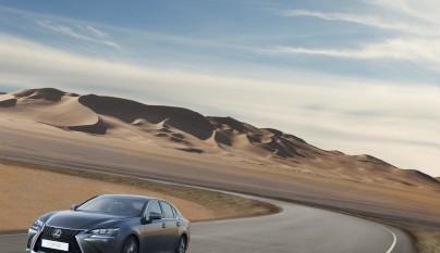 Lexus GS 300h 4