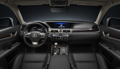 Lexus GS 300h 6