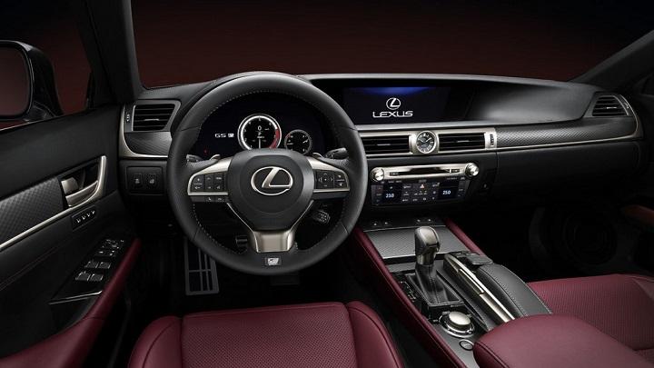 Lexus GS 300h 7