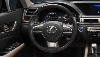 Lexus GS 300h 9