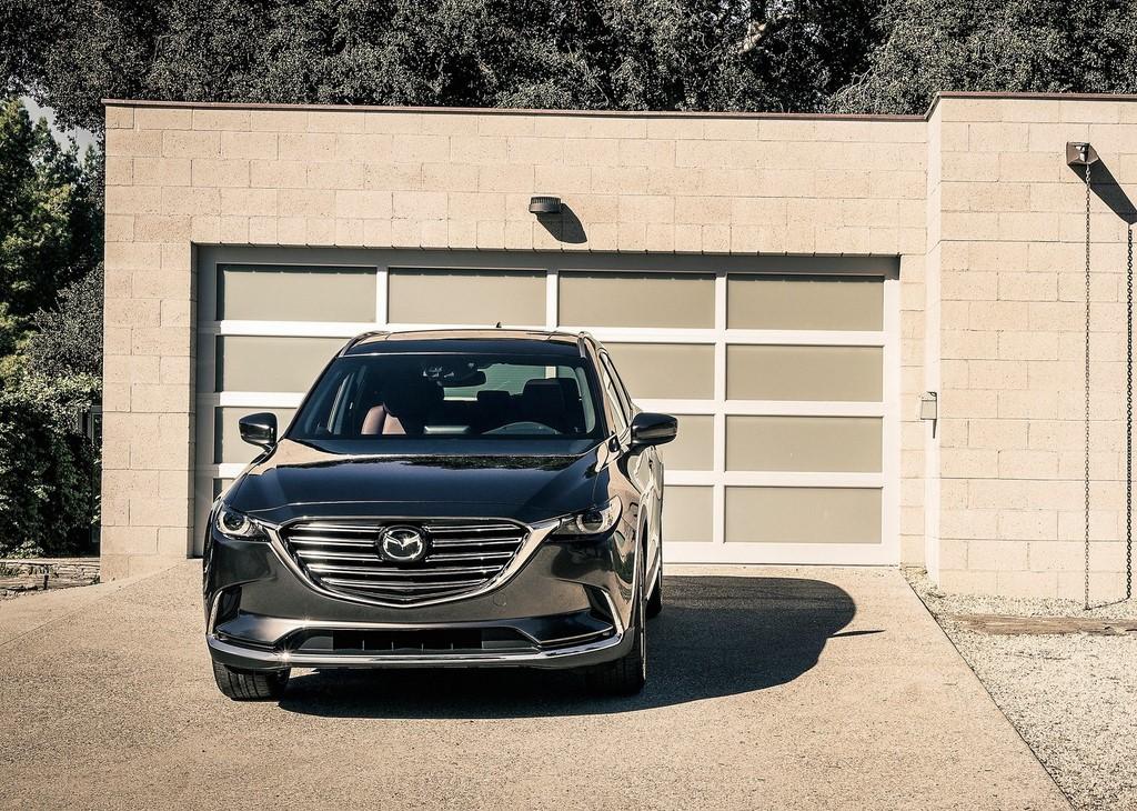 Nuevo Mazda CX-9, un SUV de siete plazas con argumentos (8/22)