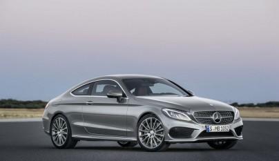 Mercedes-Benz Clase C Coupe 12