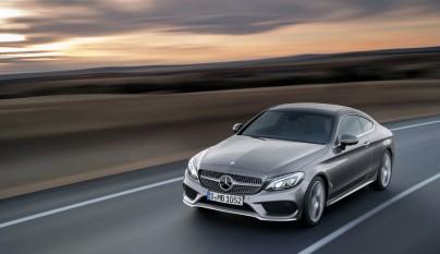 Mercedes-Benz Clase C Coupe 16