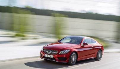 Mercedes-Benz Clase C Coupe 17