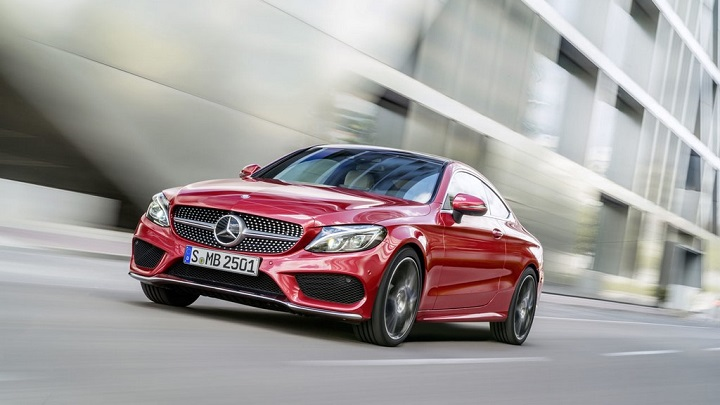 Mercedes-Benz Clase C Coupe 18