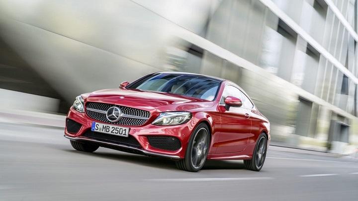 Mercedes-Benz Clase C Coupe 18