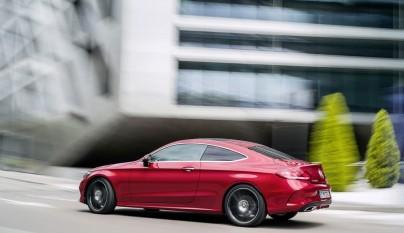 Mercedes-Benz Clase C Coupe 19