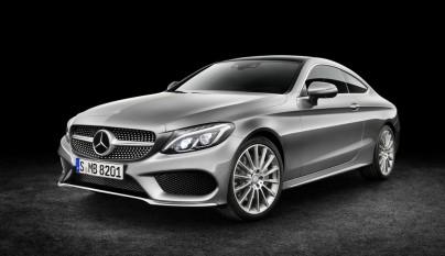 Mercedes-Benz Clase C Coupe 2