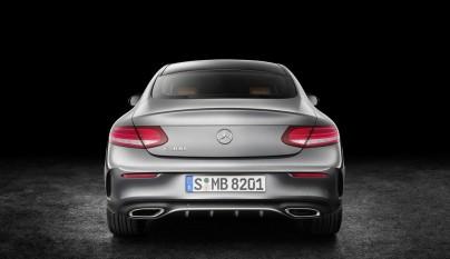 Mercedes-Benz Clase C Coupe 4