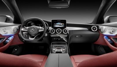 Mercedes-Benz Clase C Coupe 6