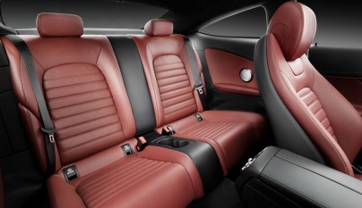 Mercedes-Benz Clase C Coupe 8
