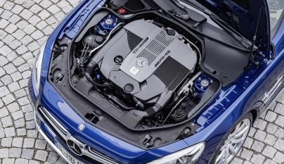 Mercedes-AMG SL motor