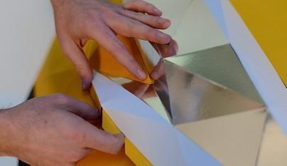 Nissan Juke de origami 2