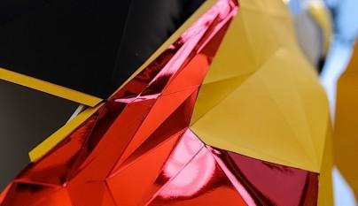 Nissan Juke de origami 3