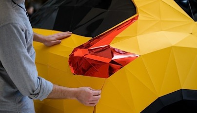 Nissan Juke de origami 4
