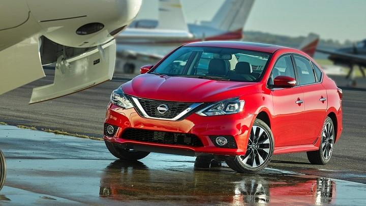 Nissan Sentra 2016 1