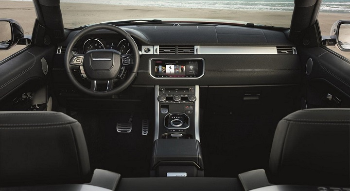 Range Rover Evoque descapotable 2