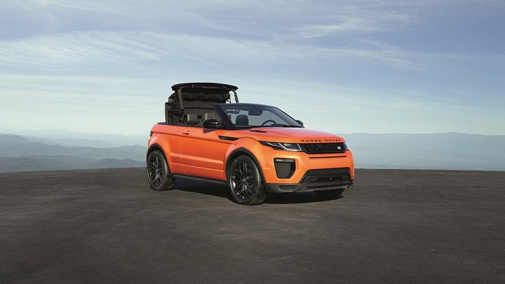 Range Rover Evoque descapotable 27