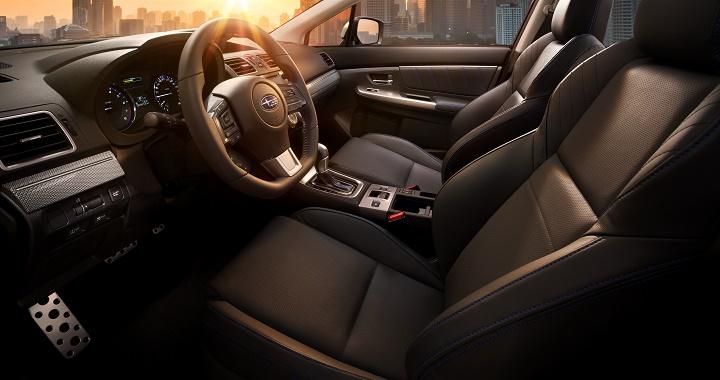 Subaru Levorg interior