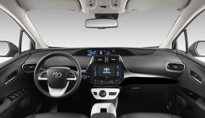 Toyota Prius 4G 19