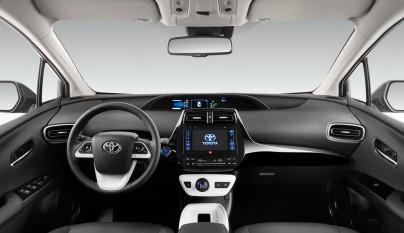 Toyota Prius 4G 22