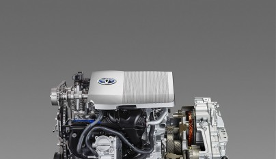 Toyota Prius 4G 7