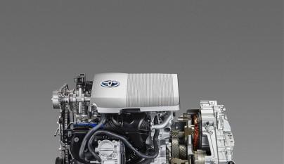 Toyota Prius 4G 8