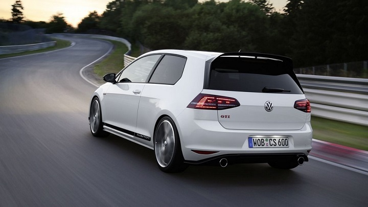 Volkswagen Golf GTI Clubsport 17