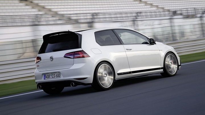 Volkswagen Golf GTI Clubsport 4