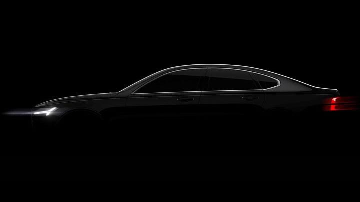 Volvo S90 teaser 1