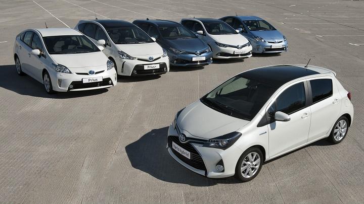 hibridos Toyota