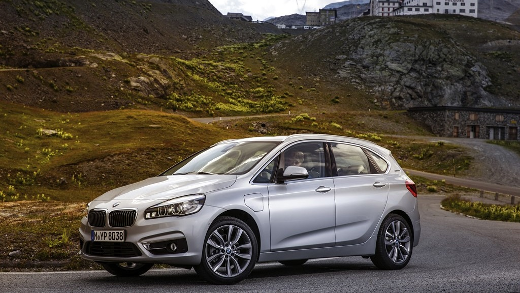 BMW Serie 2 Active Tourer 1