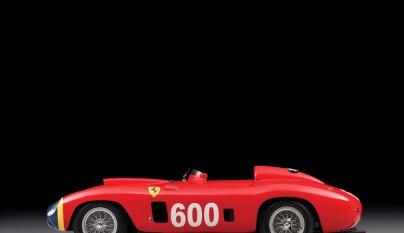 Ferrari 290 MM Fangio lateral