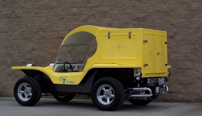 George Barris buggy 1