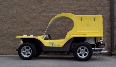 George Barris buggy 14