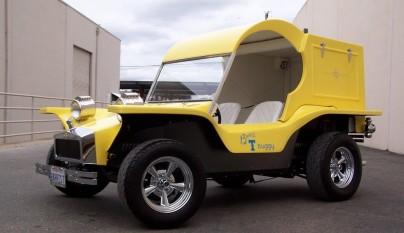 George Barris buggy 5