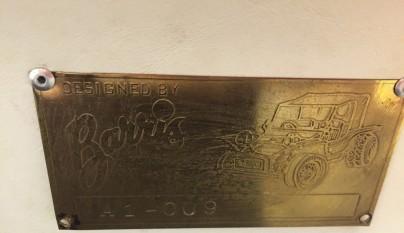 George Barris buggy 7