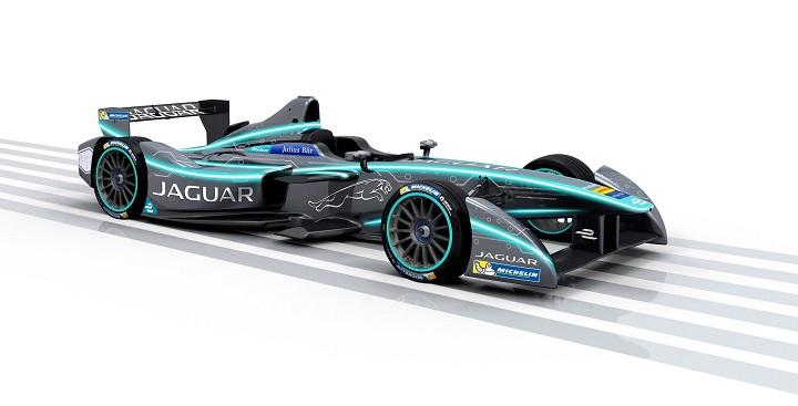 Jaguar Formula E 2