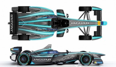 Jaguar Formula E 3