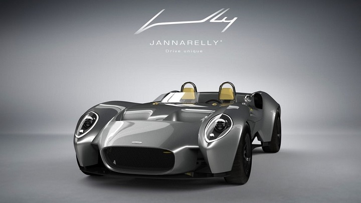 Jannarelly Design-1 1