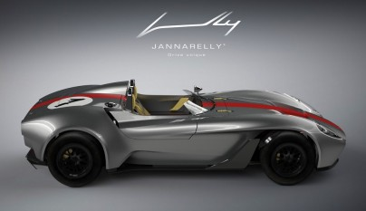 Jannarelly Design-1 9