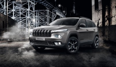 Jeep Cherokee Night Eagle frontal