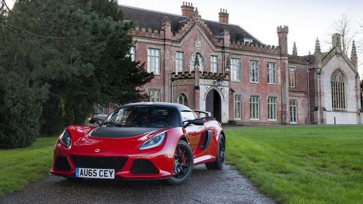 Lotus Exige Sport 350 4