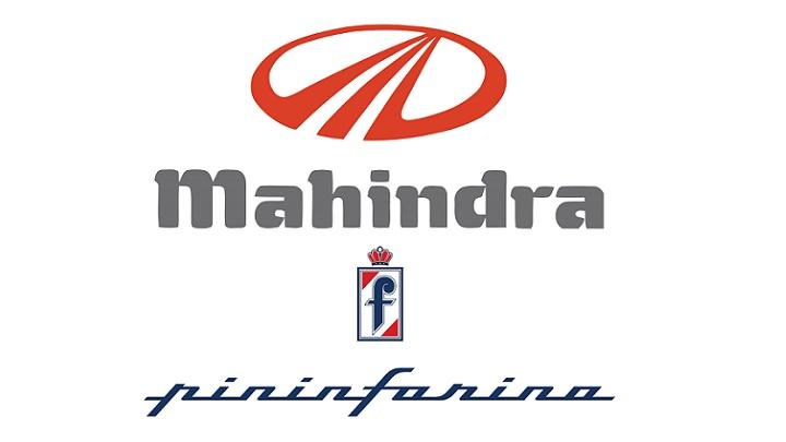 Mahindra y Pininfarina logos