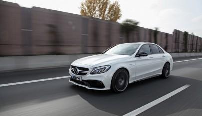 Mercedes-AMG C 63 S 10