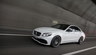 Mercedes-AMG C 63 S 12
