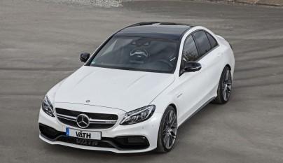 Mercedes-AMG C 63 S 3