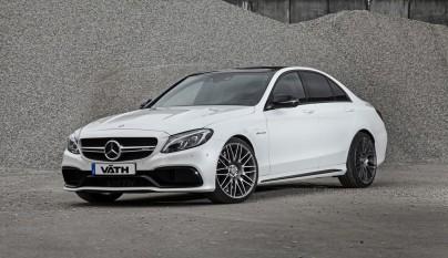 Mercedes-AMG C 63 S 7