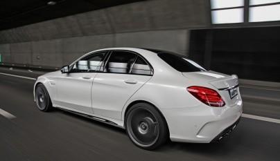 Mercedes-AMG C 63 S 8