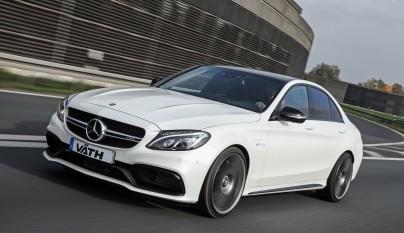 Mercedes-AMG C 63 S 9